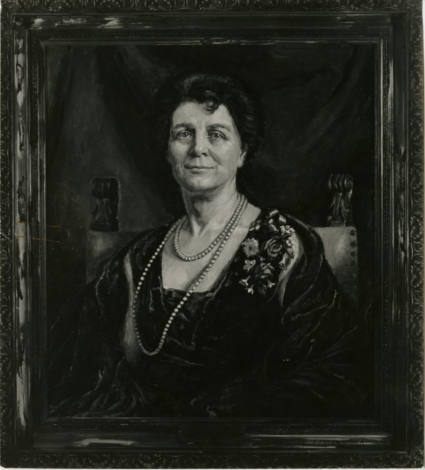 Mary Carter Anderson Gardner by Edmund Archer