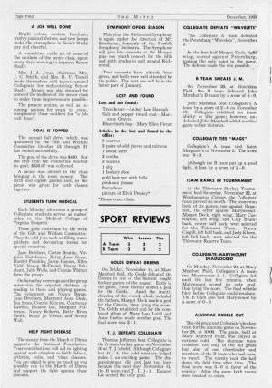 The Match, December 1958, p. 4