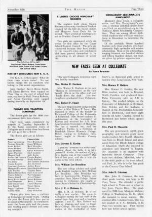 The Match, November 1958, p. 3