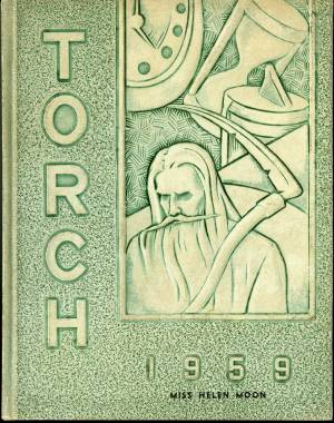 The Torch, 1959, Cover