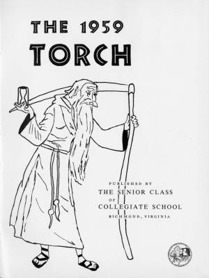 The Torch, 1959, Title Page