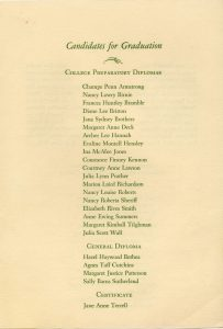 http://www.juliawilliamsarchives.org/wp-content/uploads/2017/05/1959_Commencement_Program_003-203x300.jpeg