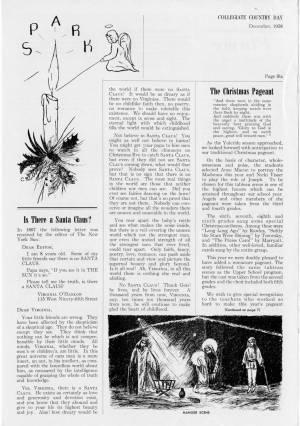 The Match, December 1958, p. 6