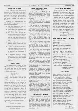 The Match, December 1958, p. 8