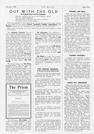 The Match, February 1959, p. 3