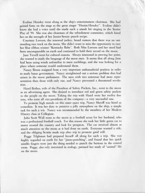 """""""The Collegiate School, Class of 1959"""" Prophecy and Last Will and Testament, 1959, p. 2"""