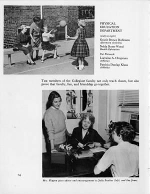 The Torch, 1959, p. 14