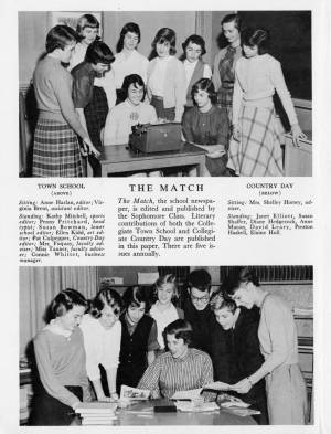 The Torch, 1959, p. 54