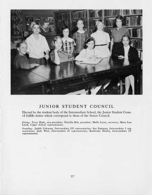 The Torch, 1959, p. 57