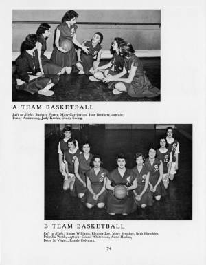 The Torch, 1959, p. 74